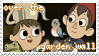 otgw/over the garden wall stamp by amekin