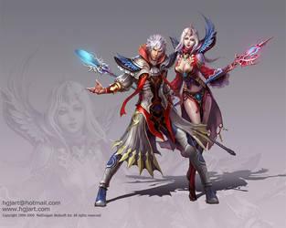 Fantasy by hgjart