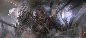 God of War by hgjart