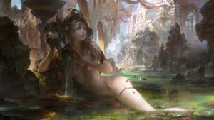 Aquarius by hgjart