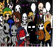 Creepypasta by CPandBands