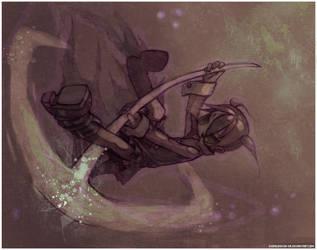 Soul Eater Fanart :: Maka by TetraOrb