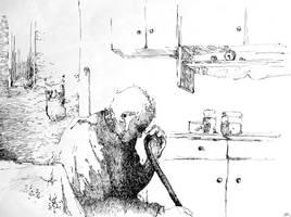 grandfather by gduch