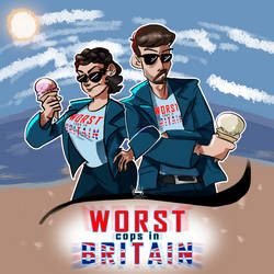 Worst Cops In Britain by Wolf-Shadow77