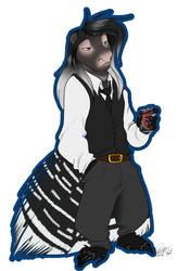 Pepsi Lovin Porcupine by Wolf-Shadow77