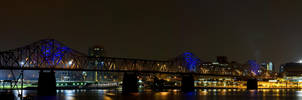 Louisville Pano by RandallSurreal