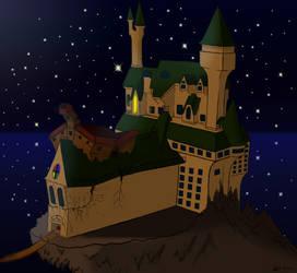 Eidolon's Castle by GrumpyEyebrows