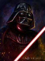 Darth Vader by flavioluccisano