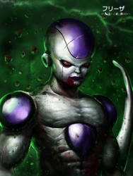 Freezer (Frieza or Freeza too) by flavioluccisano