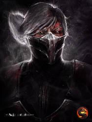 Smoke (Mortal Kombat 9) by flavioluccisano