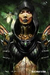 Mortal Kombat X: DVorah by JhonatasBatalha on DeviantArt