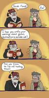 Stupid Genius by Demona-Silverwing