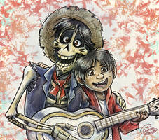 Hector and Miguel by Demona-Silverwing