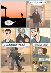 Finding Friendship - Page 8 by Demona-Silverwing