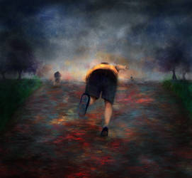 Don't Stop. Run! by Yukera