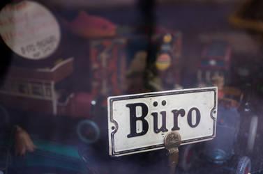 Buero by stupidduck