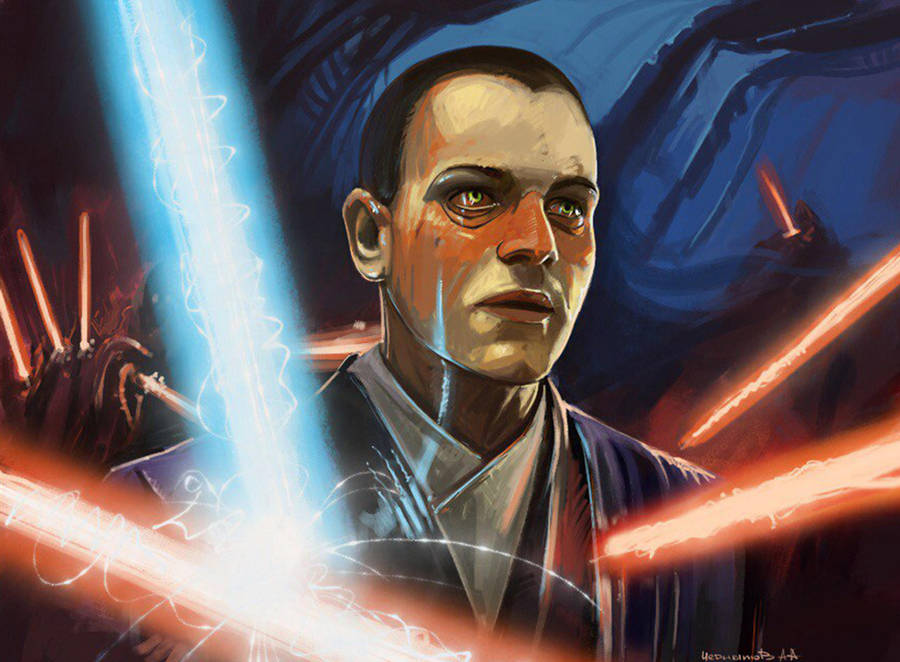 Ambush for Obi-Wan Kenobi | Star Wars Jedi by chernyshov