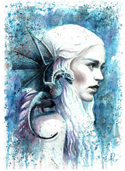 Khaleesi by anrasmus