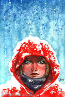Little Red Riding Hood by anrasmus
