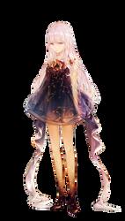 Anime Girl Render 6 by AnimeRenders98