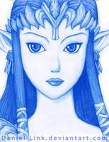 Zelda by Daniel-Link