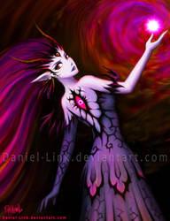 the Scarlet Demon by Daniel-Link