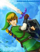 Link : Skyward Sword by Daniel-Link