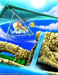 Hang Glider Rosalina by Daniel-Link