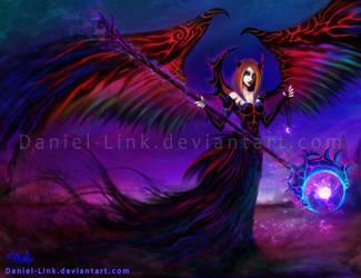 Sorceress by Daniel-Link