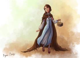 Wizard of OZ: Dorothy by Showmeyourmoves