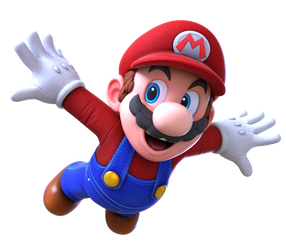 Mario Galaxy Recreation by Sonicjeremy