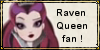 Raven Queen Fan Stamp 3 by Coloralecante