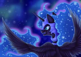 Nightmare Moon - MLP by Ellen124