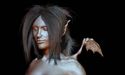 Dragon Lady by Neverwinterdragon