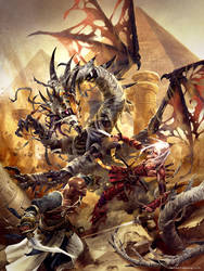 Lost Kingdoms by michalivan