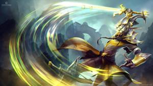 Master Yi by michalivan
