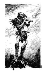bone guy by michalivan
