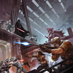 Imperial Assault by michalivan