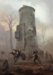Tower by michalivan