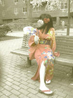 Cosplay Meiji Era Style by busyoldfool
