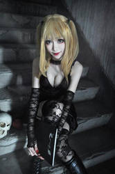Misa Amane by MM-yam