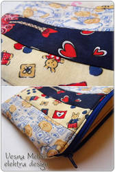 Baby Bag by LittleBlackGirl