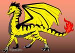 Thunder Dragon 01 by Avengium