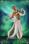Sun Daughter Air Priestess 02 by Avengium