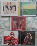 #201 My Taylor Swift Albums '16 01 by Avengium