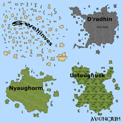 O'Shyhon 2014 2000px With Names By Avengium by Avengium