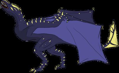 Purple dragon 2012 by 768dragon d5dj58z by Avengium