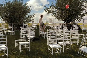 Bye bye, Summer by Enchanted-April