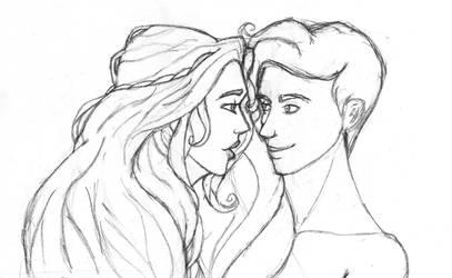 Niall x Odine by MiladyDuchess