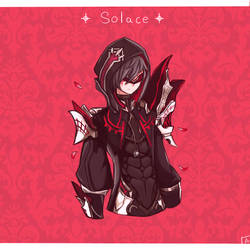 [ Elsword ] Salvatore Solace Ver.1 by MrsLoliBunny